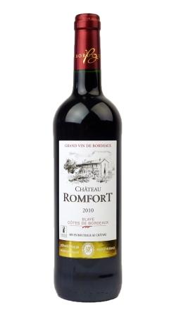 Romfort – Blaye Côtes de Bordeaux