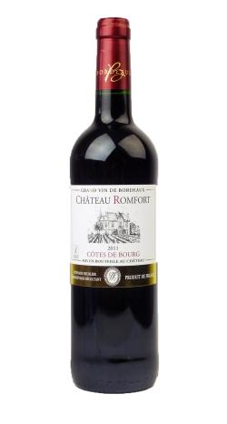 Romfort – Côtes de Bourg